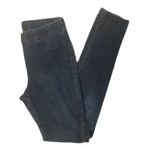 Theory Pull On Skinny Jeans